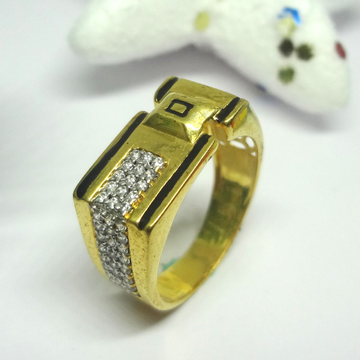 916 cz diamond ring