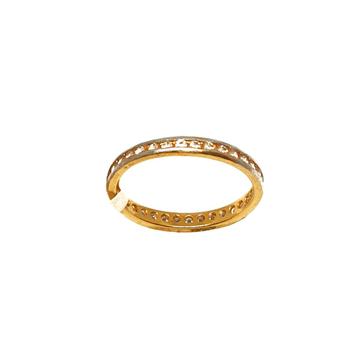 22K Gold Diamond Kardo MGA - LRG0195