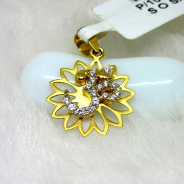 Gold Hm916 Pendant