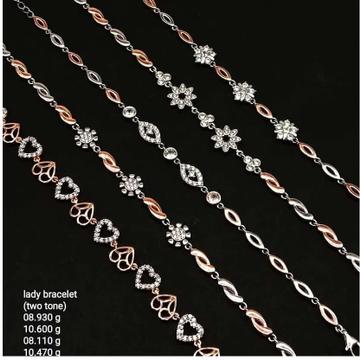 silver classical ladies bracelet RH-LB667