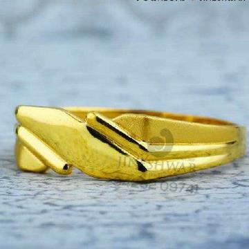 Plain Gents Ring