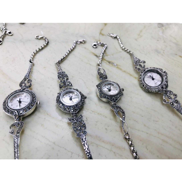 Silver Antique Oxodise Watches