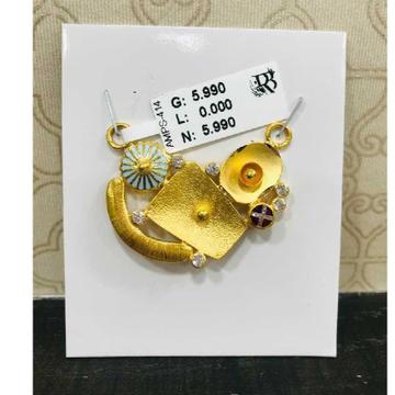 Antique Mangalsutra Pendant AMPS-414 by R.B. Ornament