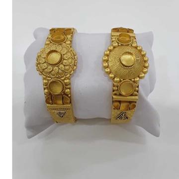 916 antique  gold brecelet ghat