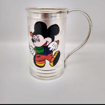 Silver Tea Tumbler PJM002