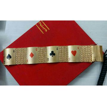22K / 916 Gold Designer Gents Lucky