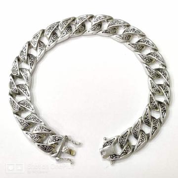 92.5 silver gents lacking SL L002