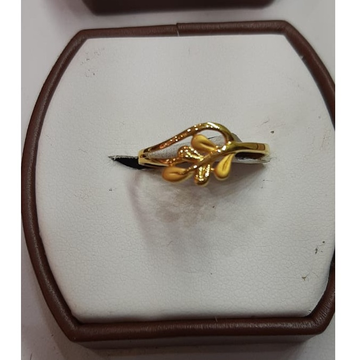 22Kt Gold Fancy Ladies Ring MJ-R015