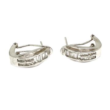925 Sterling Silver Earring Bali MGA - BTS0003