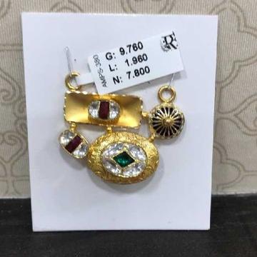 Antique Mangalsutra Pendant AMPS-380 by R.B. Ornament