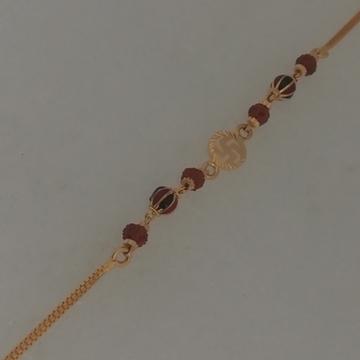916 gold rudraksha beby lucky by Vinayak Gold
