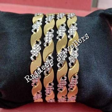 22Kt Gold Attractive Ladies Bangles