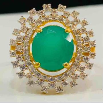 22kt exclusive ladies ring by Prakash Jewellers