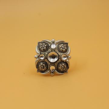 92.5 STERLING SILVER RING SL R034