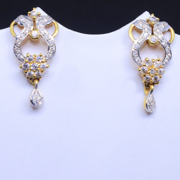 22KT / 916 Gold Earring Best Anniversary gift for Ladies BTG0085