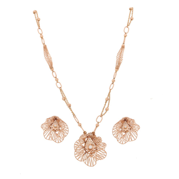 18ct gold delicate pendant chain bj-ps006 by