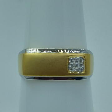 916 Exclusive fancy gents ring