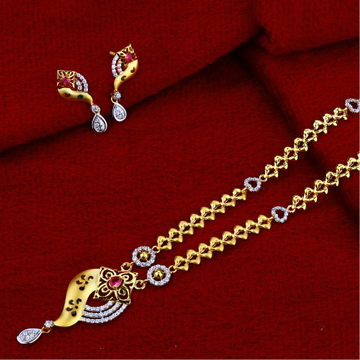 916 Gold Exclusive Chain Necklace CN33