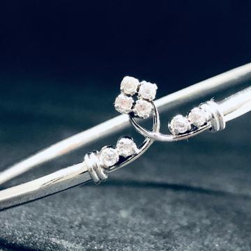 925 silver Hallmark Flower Design Bracelet