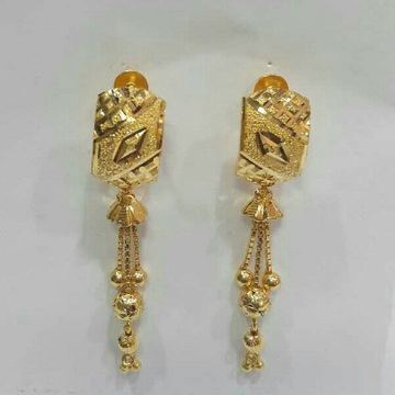 22K / 916 Gold Indian Attractive J Tops