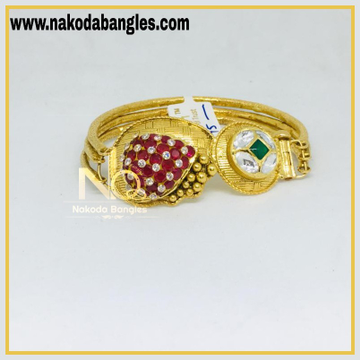 916 Gold Antique Kada NB - 469