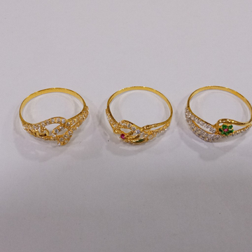 76 CT Gold Ring by