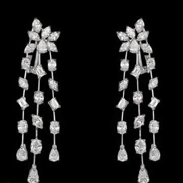 Diamonds EarringsJSJ0107