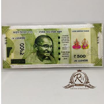 silver 500 rupees sagun note RH-TD976