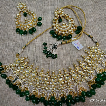 Jadtar Necklace Set p 900