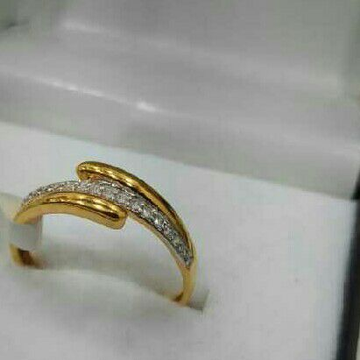 22k916 Ladies Ring