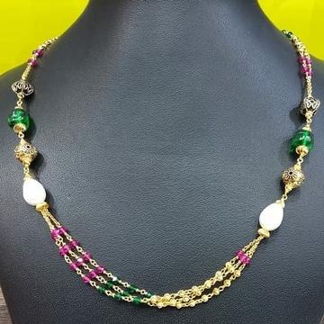 916 Gold chain Mala