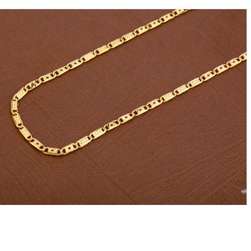 22ct Gold Classic  Men's Nawabi  Chain  MNC27