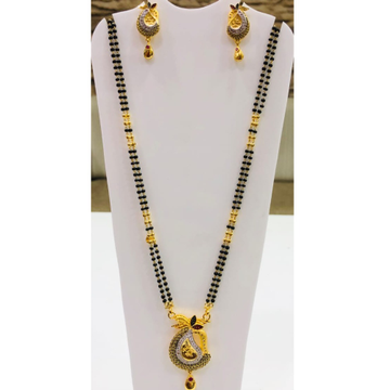916 Gold Antique Mangalsutra by