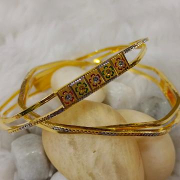 916 Gold Hallmark Gorgeous Cooper Kadali SG73 by