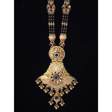 22 K Gold Fancy Mangalsutra. NJ-M01125