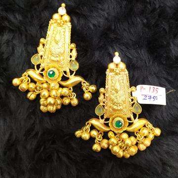 antique earrings#186