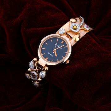 Ladies Rose Gold Watch-RLW47