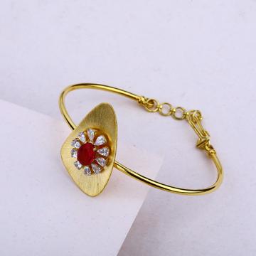 Ladies Daily Wear Italian Kada Bracelet-LIB30