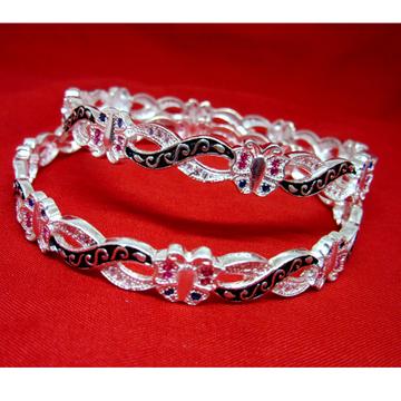 Silver 925 dailywear bangles sk925-22