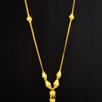 hand made chain by Suvidhi Ornaments