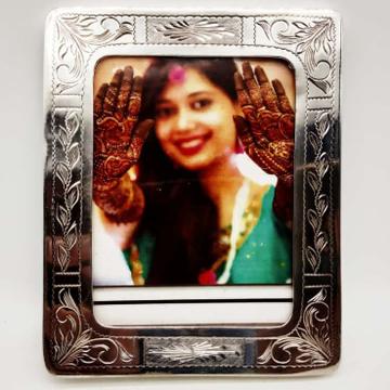 silver traditional photos frame RH-TD680