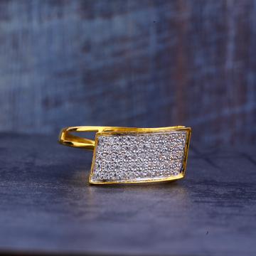 Mens 916 Gold Ring-MR431