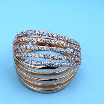 18KT rose Gold Antique Design Ring