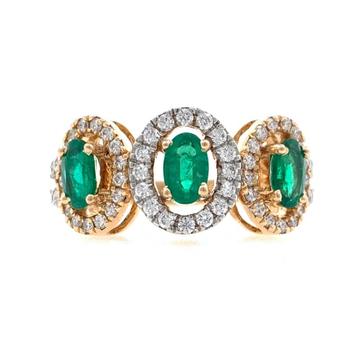 Buy Hallmark Gold Ring from RoayleDiamonds.com in... by