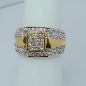 22KT Gold Ladies Ring LJ-9