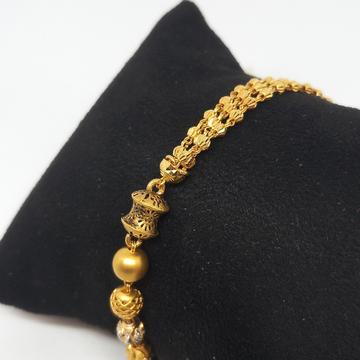 916kt ladies bracelet by Rangila Jewellers