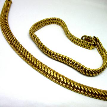 Gold 22k 916 Payal by