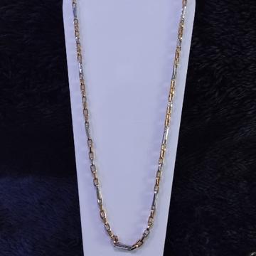 18kt/750 rose gold sariyah chain for men