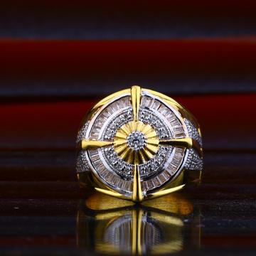 22kt Gold designer Ring MHR55
