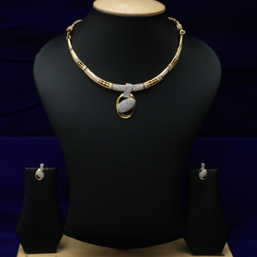 916 Necklace Set CZS0018